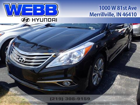 2016 Hyundai Azera for sale in Merrillville, IN