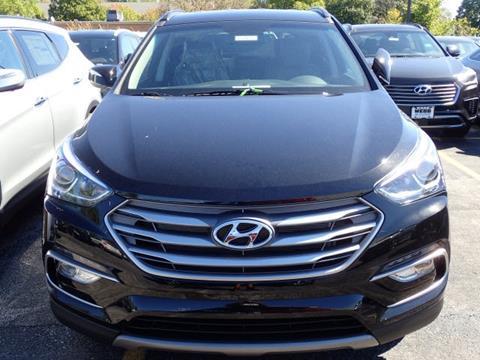 2017 Hyundai Santa Fe Sport for sale in Merrillville, IN
