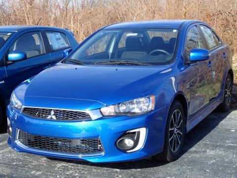 2017 Mitsubishi Lancer for sale in Merrillville, IN
