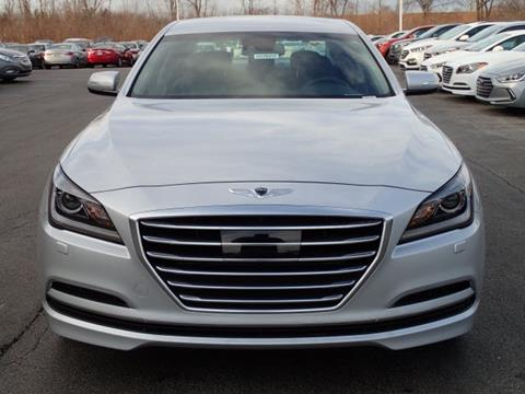 2017 Genesis G80 for sale in Merrillville, IN