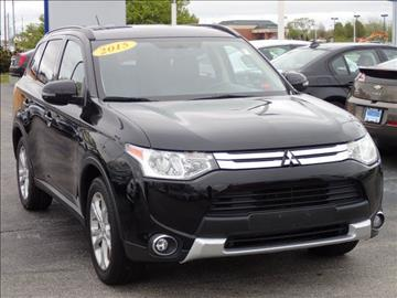 2015 Mitsubishi Outlander for sale in Merrillville, IN