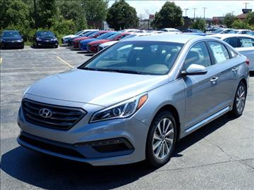 2017 Hyundai Sonata for sale in Merrillville, IN