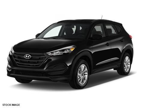 2017 Hyundai Tucson for sale at Webb Hyundai Highland in Highland IN