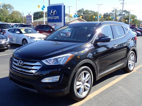 2015 Hyundai Santa Fe Sport for sale at Webb Hyundai Highland in Highland IN