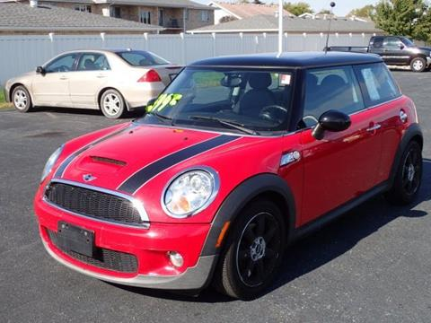 2008 MINI Cooper for sale at Webb Hyundai Highland in Highland IN