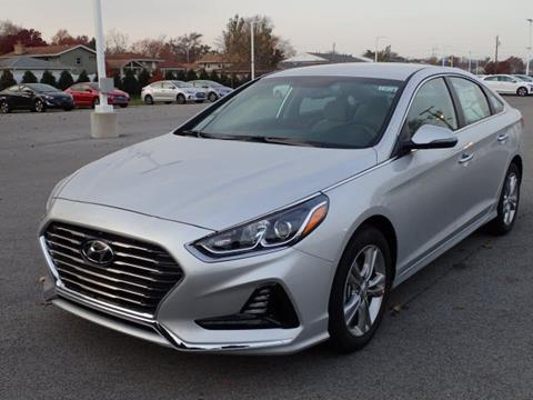 2018 Hyundai Sonata for sale in Highland, IN
