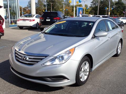 2014 Hyundai Sonata for sale at Webb Hyundai Highland in Highland IN