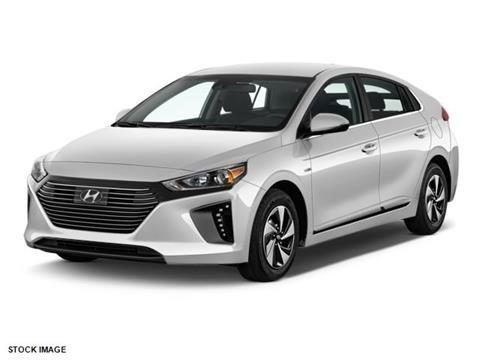 2017 Hyundai Ioniq Hybrid for sale in Highland, IN