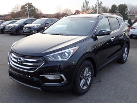 2018 Hyundai Santa Fe Sport for sale at Webb Hyundai Highland in Highland IN