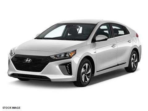 2017 Hyundai Ioniq Hybrid for sale at Webb Hyundai Highland in Highland IN