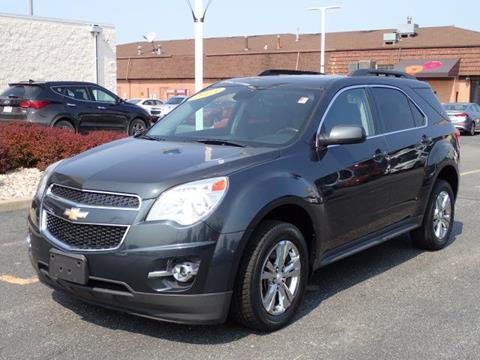 2013 Chevrolet Equinox for sale at Webb Hyundai Highland in Highland IN