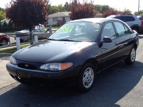 1999 Ford Escort for sale at Webb Hyundai Highland in Highland IN