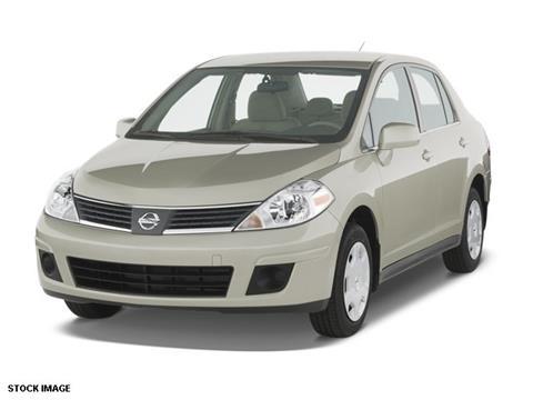 2008 Nissan Versa for sale at Webb Hyundai Highland in Highland IN