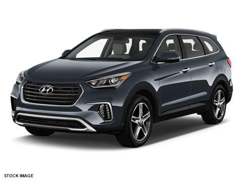 2018 Hyundai Santa Fe for sale at Webb Hyundai Highland in Highland IN