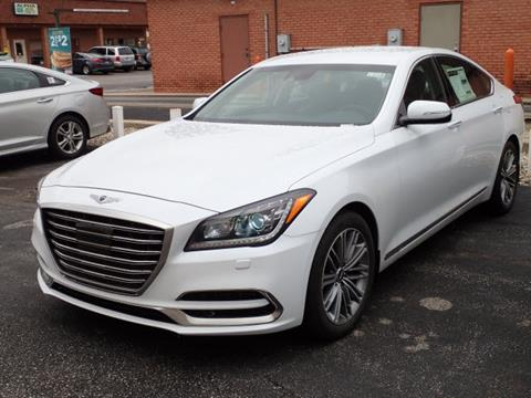 2018 Genesis G80 for sale in Highland, IN
