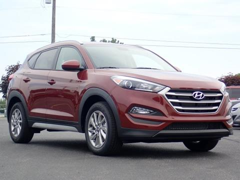 2018 Hyundai Tucson for sale in Highland, IN