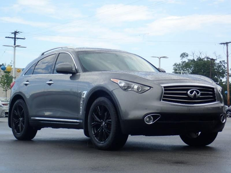 2014 Infiniti Qx70 In Highland In Webb Hyundai Highland