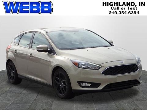 2016 Ford Focus for sale in Highland, IN