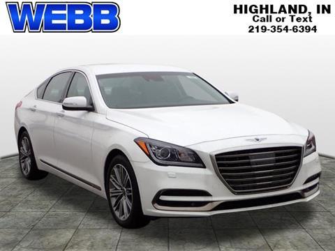 Genesis G80 For Sale In Highland In Webb Hyundai Highland