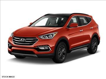 2017 Hyundai Santa Fe Sport for sale in Highland, IN