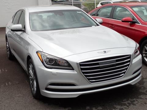 2017 Genesis G80 for sale in Highland, IN