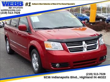 2008 Dodge Grand Caravan for sale in Highland, IN