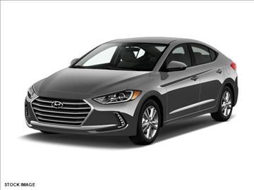 2017 Hyundai Elantra for sale in Highland, IN