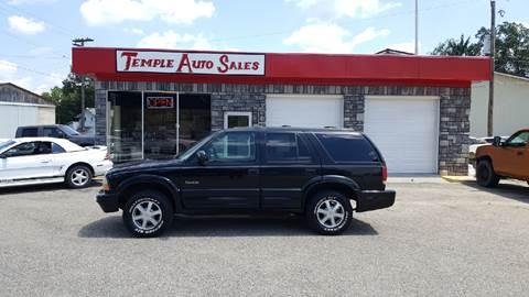 2000 Oldsmobile Bravada for sale in Zanesville OH