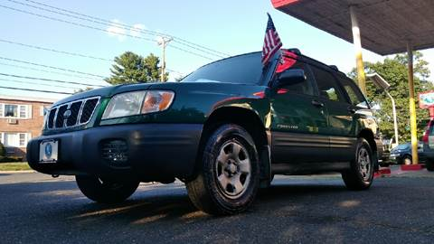 2001 Subaru Forester for sale in Manchester, CT