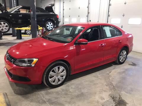 2013 Volkswagen Jetta for sale at eurO-K in Benton ME