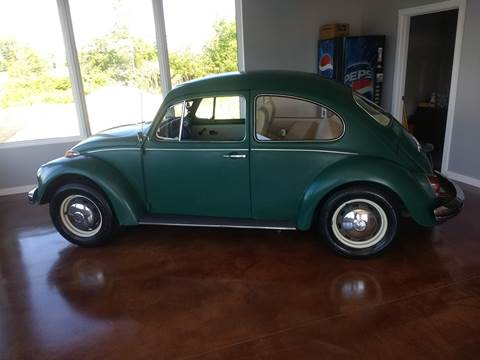 1968 Volkswagen Beetle for sale at eurO-K in Benton ME