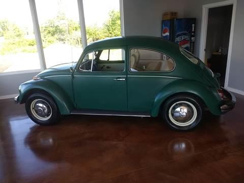 1968 Volkswagen Beetle For Sale In San Antonio Tx Carsforsale Com