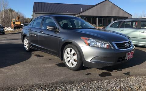 2010 Honda Accord for sale in Benton, ME