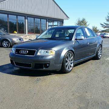 Audi RS 6 For Sale in Maine - Carsforsale.com