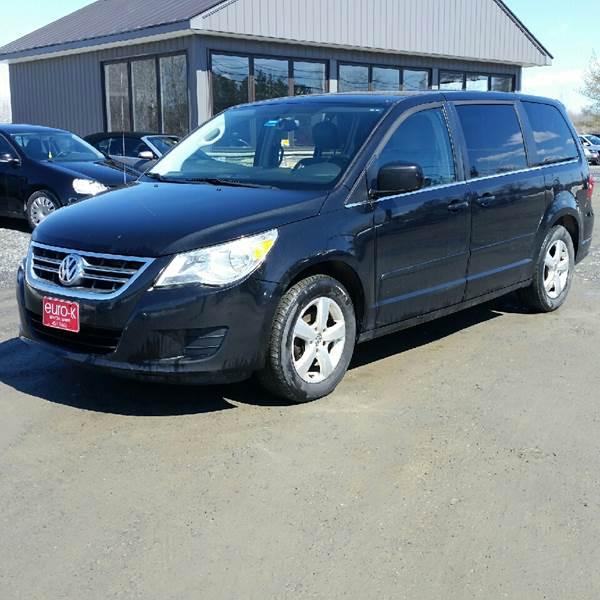 2010 Volkswagen Routan for sale at eurO-K in Benton ME
