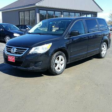 2010 Volkswagen Routan for sale at eurO-K in Benton ME
