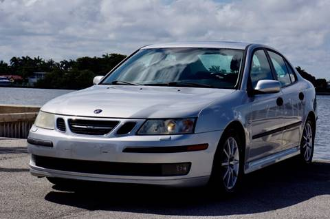2003 Saab 9-3 for sale in Hollywood, FL