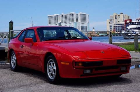 1989 Porsche 944 For Sale in Chattanooga, TN - Carsforsale.com