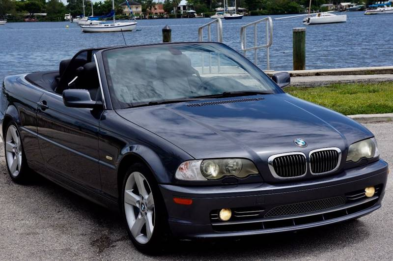 2002 BMW 3 Series 330Ci In Hollywood FL  Team Auto US