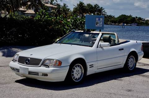 1997 Mercedes-Benz SL-Class for sale in Hollywood, FL