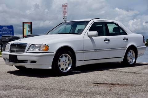 1999 Mercedes-Benz C-Class for sale in Hollywood, FL