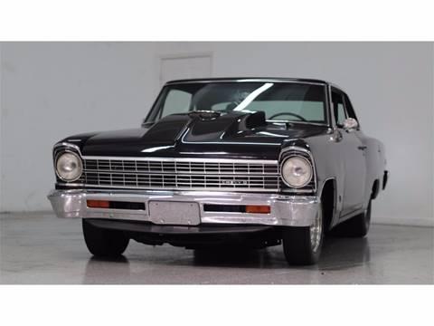 1967 Chevrolet Nova for sale in Hollywood, FL