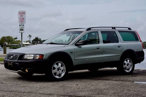 2004 Volvo XC70 for sale in Hollywood, FL