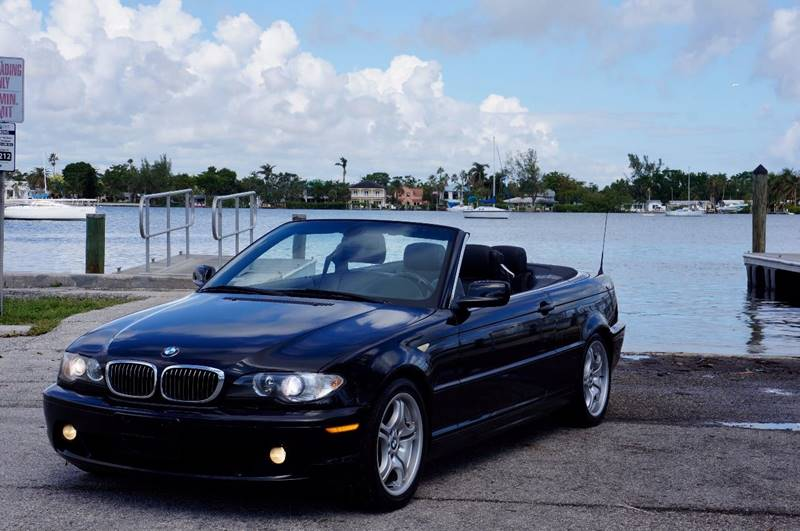 BMW Series Ci Convertible RWD For Sale CarGurus - 2006 bmw convertible