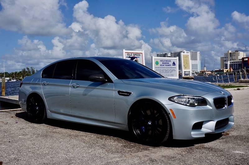 2014 BMW M5 In Hollywood FL - Team Auto US