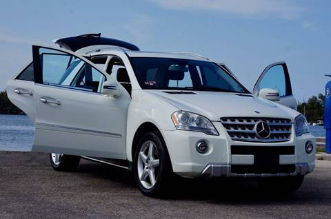 2011 Mercedes Benz M Class For Sale At Team Auto US In Hollywood FL