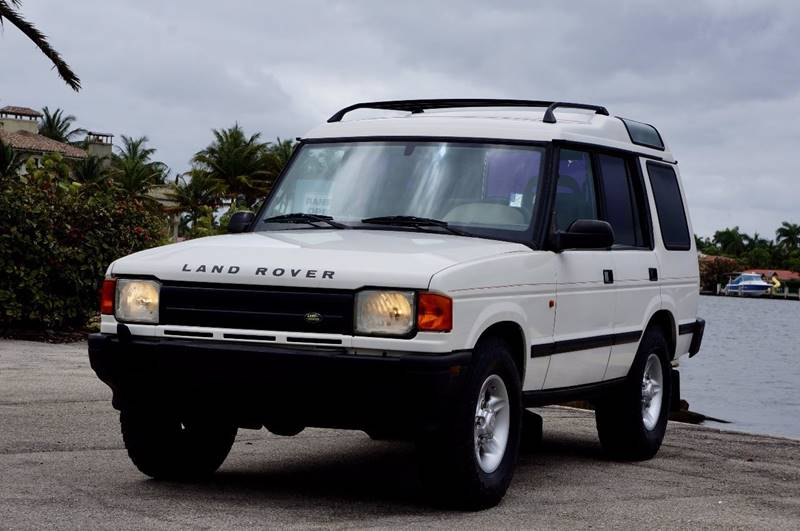 1996 Land Rover Discovery SD In Hollywood FL - Team Auto US