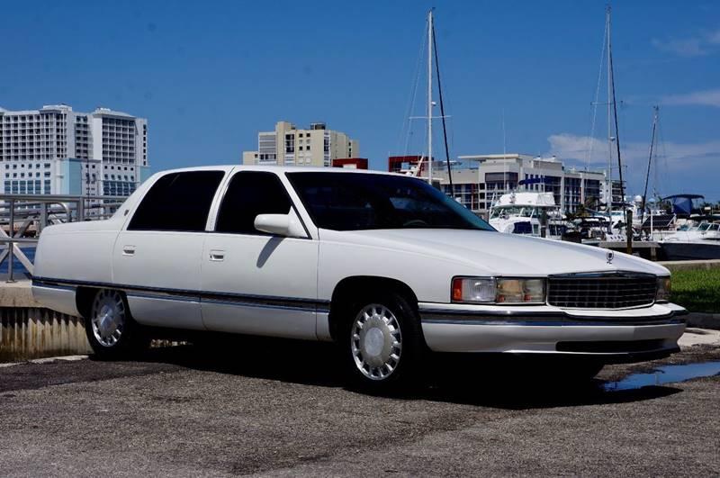 1996 Cadillac DeVille In Hollywood FL - Team Auto US