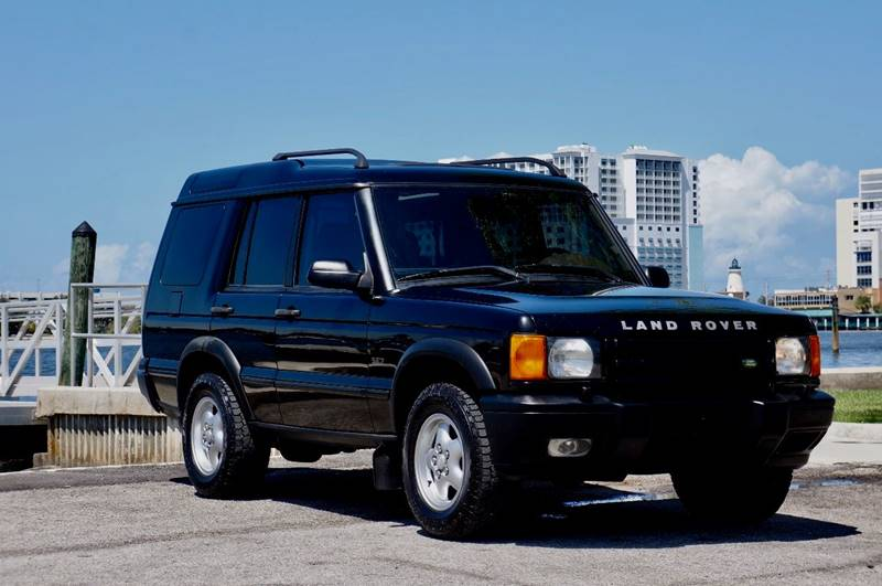 2001 Land Rover Discovery Series II SE In Hollywood FL - Team Auto
