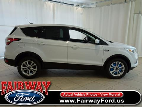 2017 Ford Escape for sale in Canfield, OH